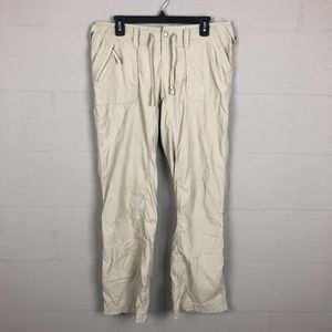 The North Face Women's Outdoor Pants Size 10 Khaki